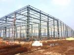 Industry Modern PEB Steel Buildings / Steel Structure Building Construction