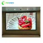 Huge P6 Indoor LED Display Video Wall Advertising High Brightness Icn2038s Customized