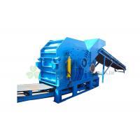 China Mesh Type Blade Metal Crusher Machine For Iron Slag Long Using Lifetime on sale