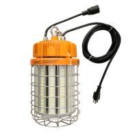 120W Industrial Temporary Lighting, IP65 Waterproof Job Site Temporary Work Lights