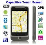 China Google Android 2.3 System mobile phone A7272+ with 3.5 inch Capacitive multi-touch screen and WIFI GPS  wholesale