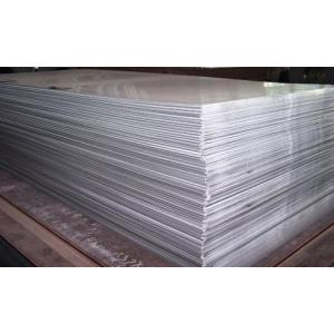 China cold rolled aluminum plate on sale