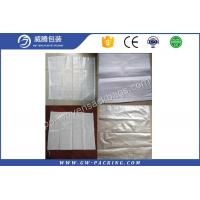25kg / 50kg  PP Transparent Bag For Packing Beans /  Rice / Agricultural Products