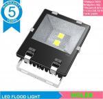100W AC85-265V 5000K LED floodlight lamp fixtures outdoor lighting CREE LED with CE RoHs