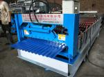 Type 840 Corrugated Roll Forming Machine With 4KW Hydraulic Power