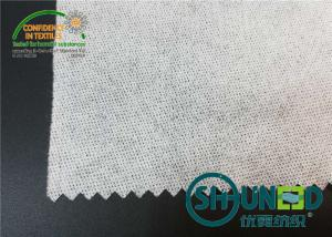 China Tencel and Natural Bamboo Face Mask Spunlace Non Woven Fabric    for Cosmetics / Wet Tissue on sale