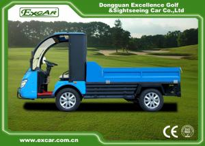 CE Approved Electric Utility Carts 72V 7 5KW KDS Motor