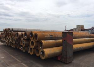 China Boiler Seamless Carbon Steel Pipe , Seamless Steel TubeASTM A106 Grade C on sale