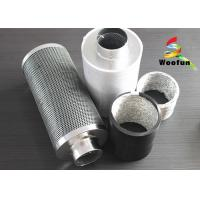 10 Activated Carbon Air Filters 45mm Carbon Bed For Grow Rooms