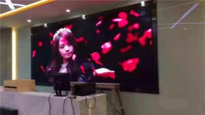 China P6.94mm SMD 2121 RGB Waterproof LED Video Wall Rental With 500 x 500mm Cabinet on sale