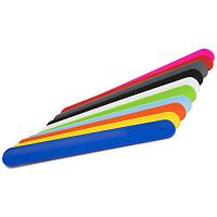 China Snap Closure Silicone Slap Wristband Flexible Silicone Material For Promotional Items on sale