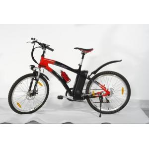 China 26/29 Inch Hidden Tubular Lithium Battery Electric Bike , motorised E Bicycle on sale