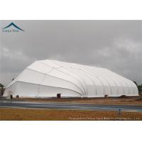 Durable Long Life Span Airplane Hangar  Workshop Tent With Clear Span Structure