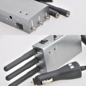 China Wireless Signal Jammers   Hand Held 315/434/868 MHz Jammer on sale