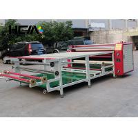 China Creative Roll To Roll Heat Press Machine Professional Roller Heat Transfer Machine on sale