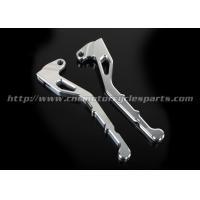 6061 Aluminium Motorcycle Brake Clutch Lever Suzuki DS100 PE175 RM125 CNC Milling