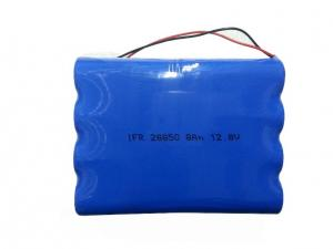 China Li-FePO4 12V 6000mAh Battery Pack with PCB and Flying Leads for Wireless Devices on sale