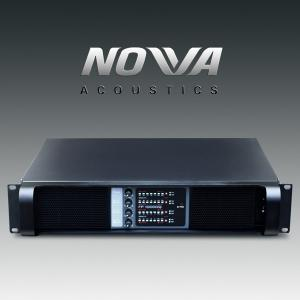 China 2 Channel Switch Mode Linear Power Amplifier For Night Club / Disco on sale