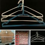 16inch Powder Coated Wire Hanger 500pcs Per Box With Good Price