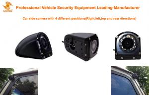 China High Resolution Night Vision Car Camera , Waterproof 12v Auto Mini Side Car Camera on sale