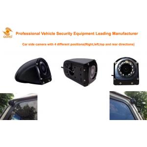 China High Resolution Night Vision Car Camera , Waterproof 12v Auto Mini Side Car Camera on sale