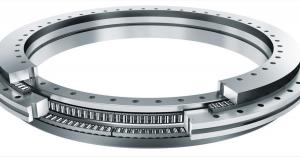 Quality High Precision Axial & Radial Crossed Cylindrical Roller Bearing,Double Direction Rotary Table Bearing YRT50 for sale