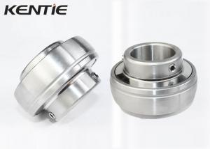 China Stainless Steel Radial Insert Ball Bearing 60mm SUC212 For Agricultural Machinery on sale