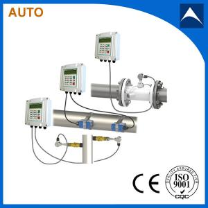 China Hot Sale Ultrasonic Flow Meter TUF series water flow meter portable ultrasonic flowmeter TUF-2000 on sale
