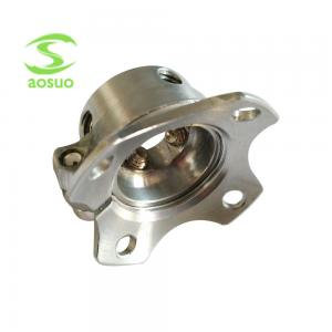 China Rotatable Female Four Jaws prosthetic socket adapter for artificial limbs leg on sale