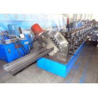 100 - 240mm C Purlin Roll Forming Machine Manual Width Adjustment Type
