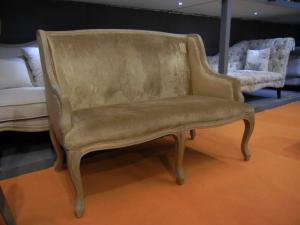 Quality french event sofa linen velvet fabric sofas vintage chesterfield sofa antique couch for sale ...
