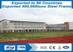Safety Prefabricated Steel Structures 30x60 Metal Building CE Verified
