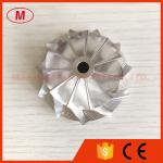 GT15-25 36.30/49.00mm 11+0 blades high performance turbo billet/milling/aluminum 2618 compressor wheel