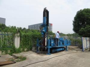 China MDL-C160 Electric Power Air Compressor Rotary Drilling Rig Big Torque High Speed on sale