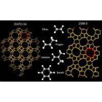 Synthetic zeolite molecular sieve ZSM-5 for ethanol distillation