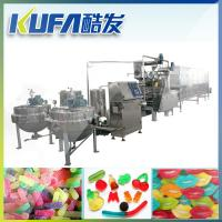 China Automatic Jelly soft Candy Machines For Sale on sale