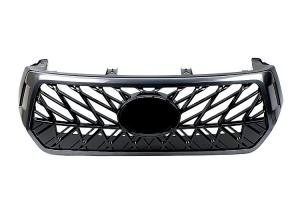 China Auto Accessorires Car Front Grill With Logo For Toyota Hilux Rocco 2018-2020 on sale
