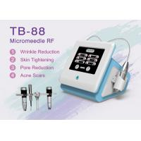 Portable Monopolar RF Fractional Micro Needle Stretch Mark Removal Machine