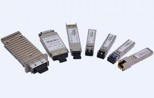 Quality 1550nm 80KM SFP + Optical Transceiver Module Up to 80km Transmission on SMF for sale