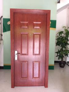 China Europea style security door on sale