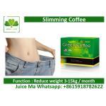 Controle la pérdida de peso gorda del grano de café del verde de la hornilla del apetito para adelgazar bebidas