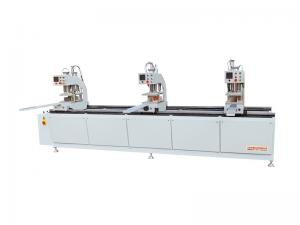 China upvc welding machine for sale/upvc doors and windows manufacturing machines on sale