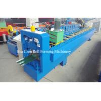 High Efficient Wall Panel Roofing Sheet Roll Forming Machine with CE , PLC Control