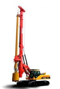 China BZX-10A rotary drilling rig on sale