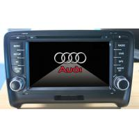 Digital TV Audi Car DVD Player , A2DP Car Stereo With Blue Tooth