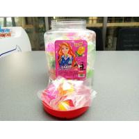 China Diamond Ring Candy / Multi Fruit Flavor Healthy Hard Candy OEM Available on sale