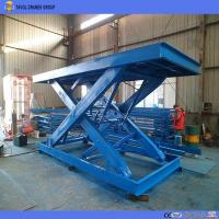 China Factory Supply Heavy Duty Stationay Scissor Lift Table for Sale