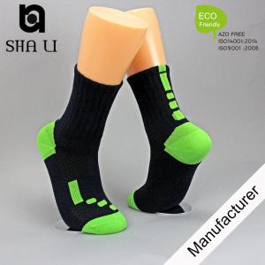 China 100% organic cotton sports sock on sale