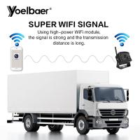 China Truck Wifi Camera Mobile Wireless Car Rear Camera Reverse Bus CCTV Camera on sale