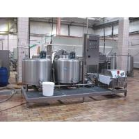 Full Auto Yogurt Production Equipment , CE Dairy Manufacturing Equipment